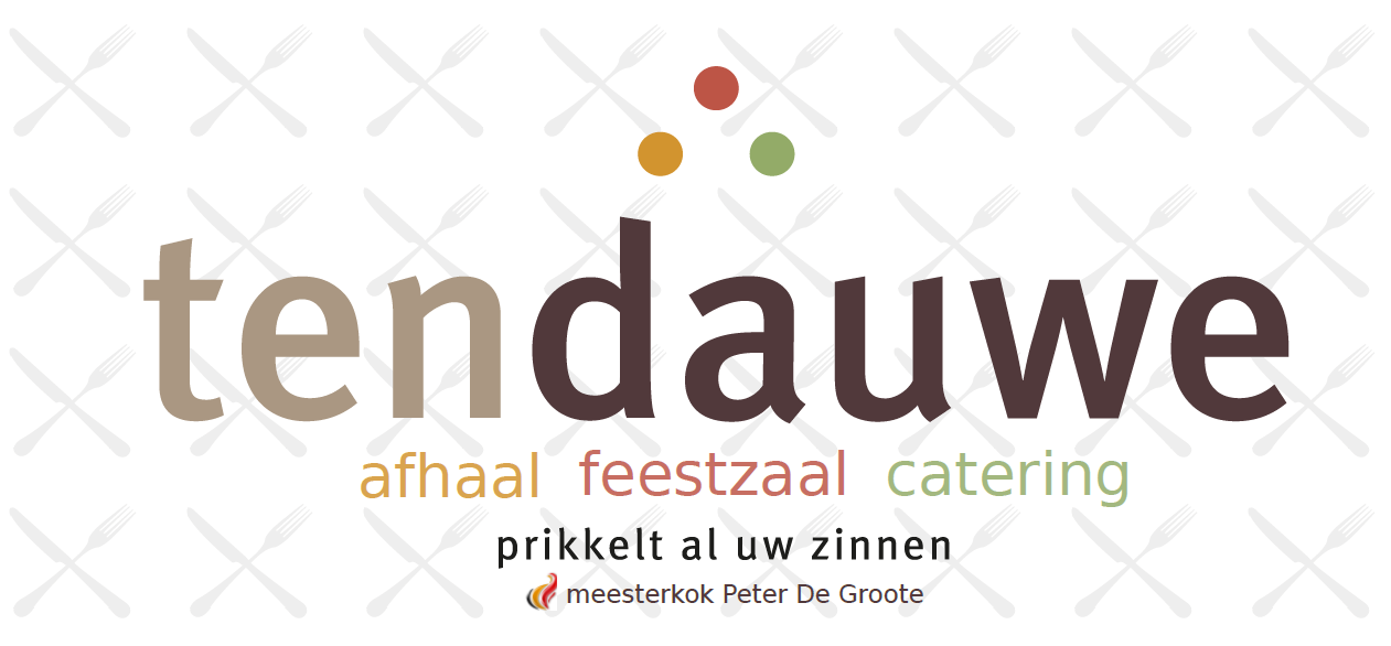 Ten Dauwe Feestzaal & Catering->name|escape